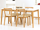 Обеденный стол Blanco Dining Table 90x165 cm WO-73405