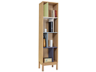 Полка Abbey Wood Offset Bookcase WO-74846