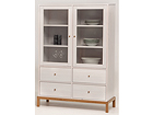 Шкаф-витрина Rely Highboard Glass Doors WO-92535