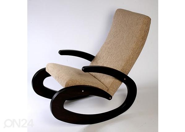 Как самому сделать кресло качалку и размеры