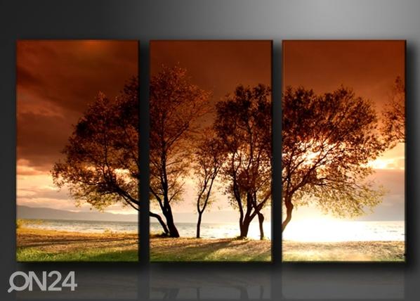 Картины из 3 частей