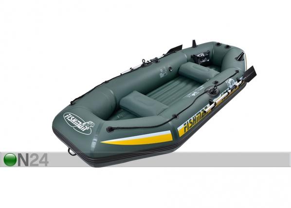 надувная лодка fishman 400 boat set