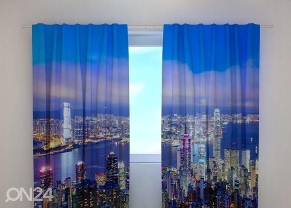 ? ? ? ? ? ? ? ? ? ?:Полузатемняющая штора Hong Kong 240x220 cm ED-98182 - ? ? 2 ? ? ? ? ?(www.gsuem.online)