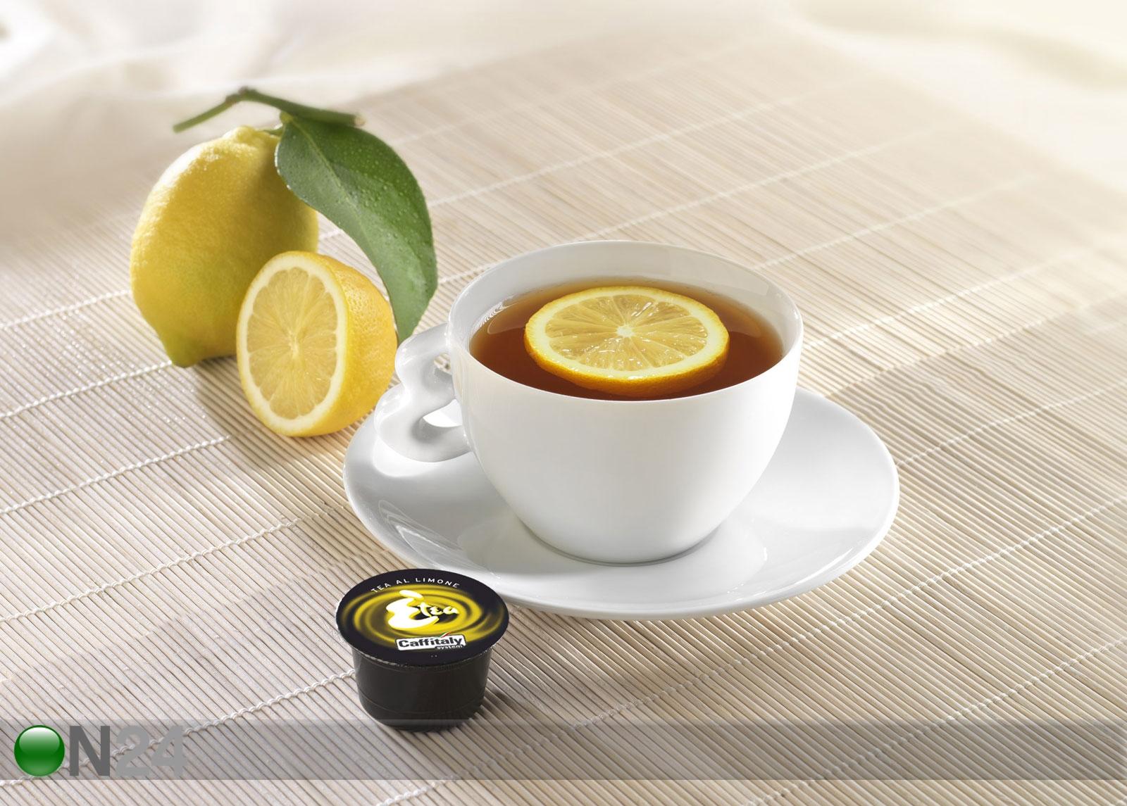 чай с лимоном для похудения рецепт